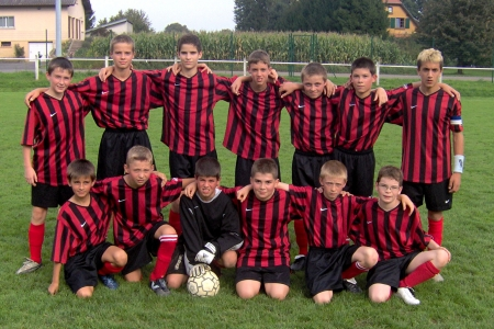 Equipe 13 ans 2006/2007