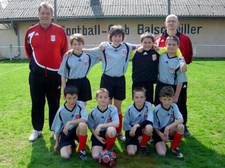 Equipe U11 2009/2010