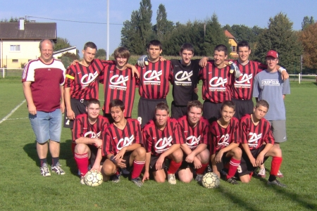 Equipe 18 ans 2006/2007