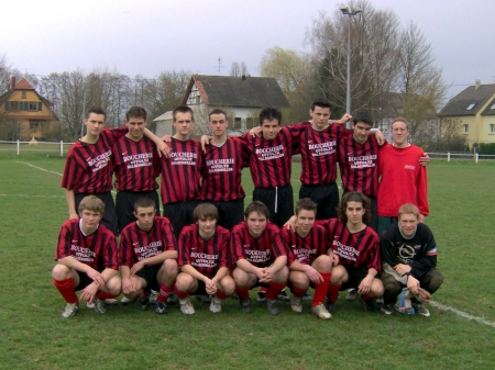 Equipe 18 ans 2005/2006