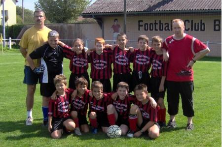 Equipe Benjamins 2006/2007