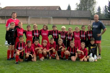 Equipes Poussins 2006/2007