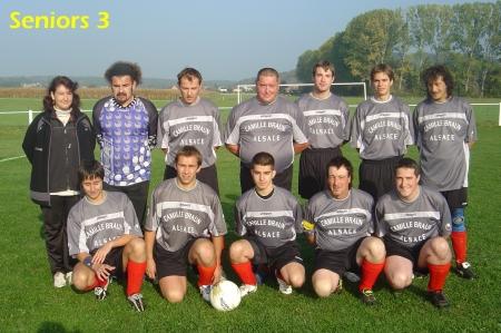 Equipe Trois 2007/2008